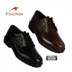 Fluchos - 3120 - Derby - Noir