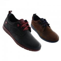 On Foot - 8551 - Derby - Noir