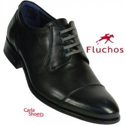 Fluchos - 9028 - Derby - Noir