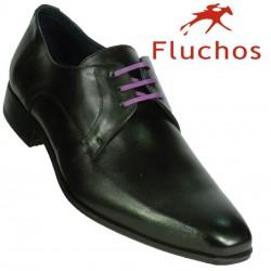 Fluchos - 8960 - Derby - Noir