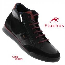 Fluchos - F0257 - Boots - Noir