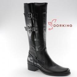 Dorking - 7607 - Botte - Noir