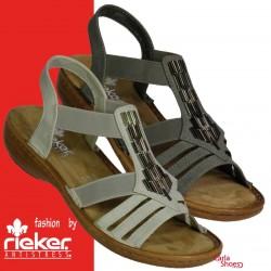 Rieker - 60800 - Sandale -...